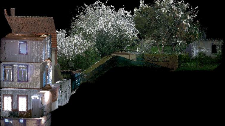 Vue d'ensemble modelisation 3D