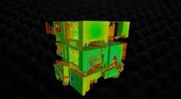 Scanner-laser-3D